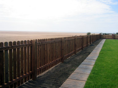 Chester Fencing Landscaping Fencing Timber Supplies